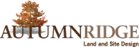 Autumn Ridge Land and Site Design logo